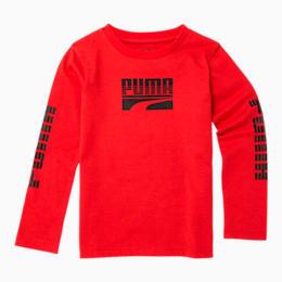 T-shirt graphique à manches longues Rebel, tout-petit