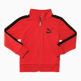 Toddler T7 Track Jacket, HIGH RISK RED, small
