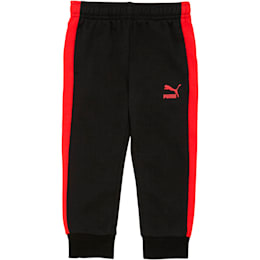 Toddler T7 Track Pants, PUMA BLACK, small