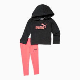Toddler Fleece Pullover and Legging Set