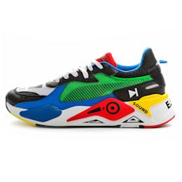 RS-X MIXTAPE Men's Sneakers, Puma White-Puma Royal-High R, small