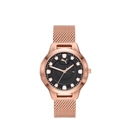 Montre Reset Stainless Steel V1 pour femme, Rose Gold/Rose Gold, small