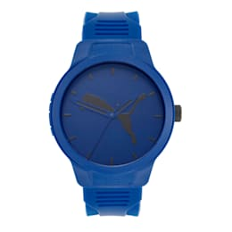 Reset Polyurethane V2 Men's Watch, Blue/Blue, small-IND