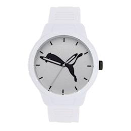 Reset Polyurethane V2 Men's Watch, White/White, small-IND