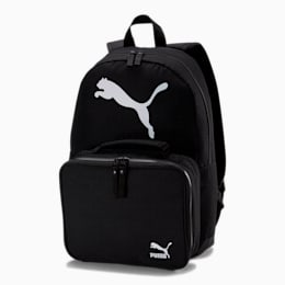 Lunch Kit Combo Backpack, Black, small