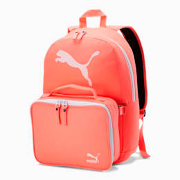 Lunch Kit Combo Backpack, Pink, small