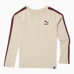 Camiseta de mangas largasT7Luxe Packpara niños pequeños