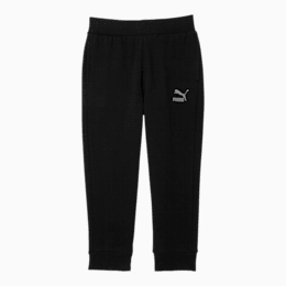 Luxe Pack Little Kids' Joggers, PUMA BLACK, small
