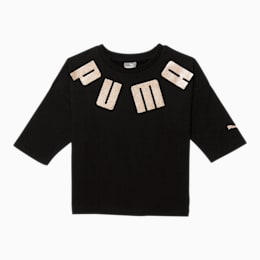 Camiseta mangas 3/4 Classics para niños pequeños