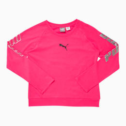Modern Sports Girls' Long Sleeve Fashion Tee JR