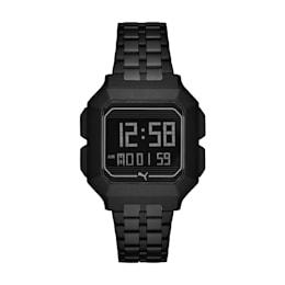 REMIX Stainless Steel Unisex Digital Watch