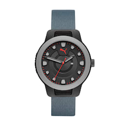 Reset v1 Reversible Watch, Blue/Red, small