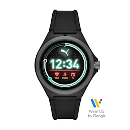 PUMA Smartwatch, Black/Gray, small
