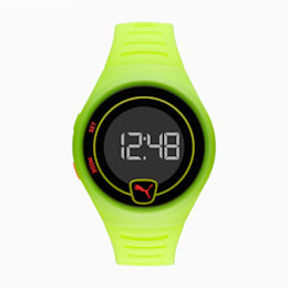 Forever Faster Yellow Digital Watch