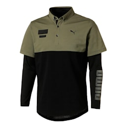 ゴルフ 2 IN 1 セットシャツ