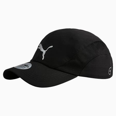 Running Pure Cap, Puma Black, small-SEA