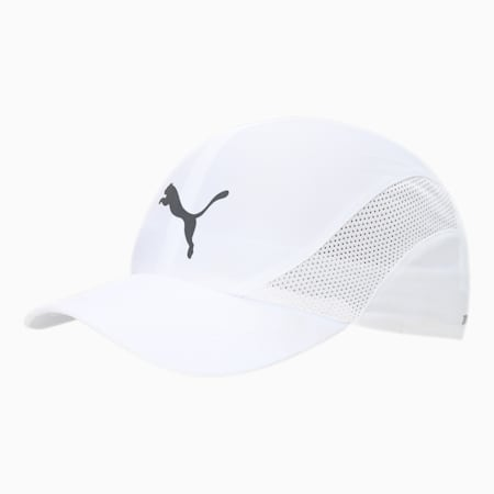 Running Pure Cap, Puma White, small-IND