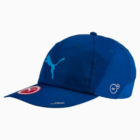 Running duoCELL NRGY Cap, TRUE BLUE-BLUE DANUBE, small-IND