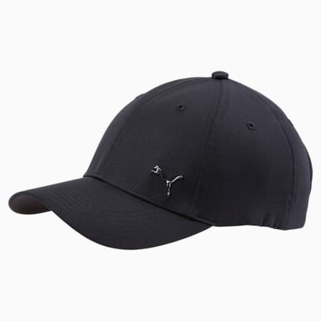 Metal Cat Cap, Puma Black, small