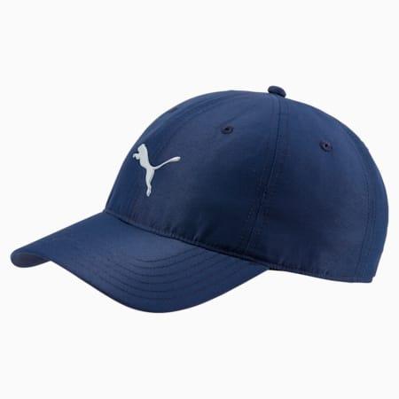 Golf Men's Pounce Adjustable Cap, Peacoat, small-SEA