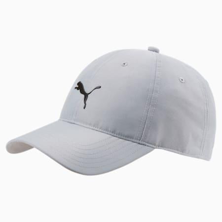 Golf Men's Pounce Adjustable Cap, Quarry, small-SEA