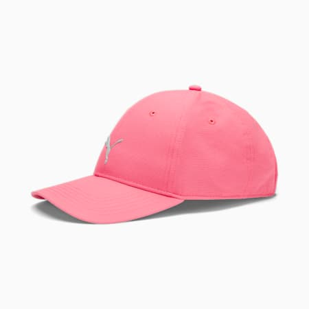 Golf Men's Pounce Adjustable Cap, Rapture Rose, small-SEA
