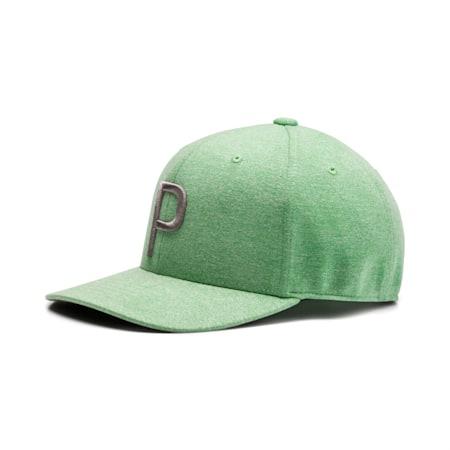 ゴルフ Pマークスナップバックキャップ, Irish Green, small-JPN