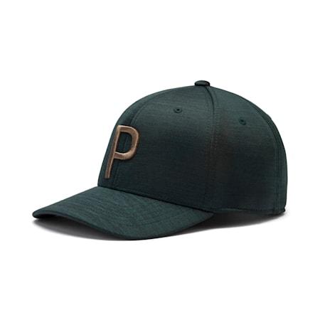 ゴルフ Pマークスナップバックキャップ, Ponderosa Pine, small-JPN