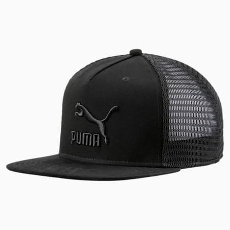 Archive Trucker Cap, Puma Black, small
