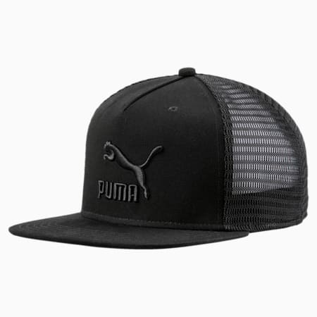 Archive Trucker Hat, Puma Black, small