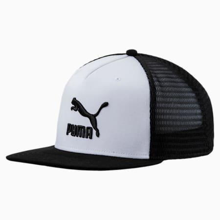 Archive Trucker Hat, Puma White, small