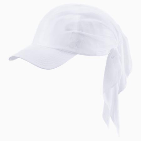 En Pointe Bandana Women's Cap, Puma White, small-SEA