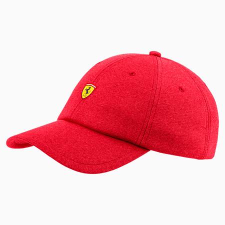 Ferrari Fanwear Baseball Cap, Rosso Corsa, small-SEA