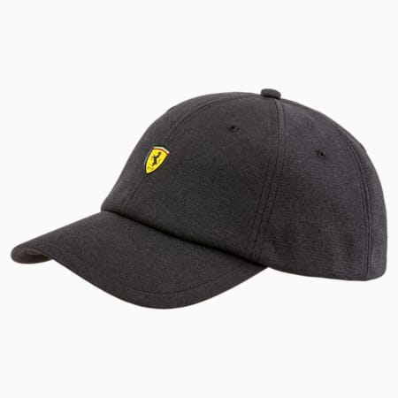 Ferrari Fanwear Baseball Hat, Puma Black, small