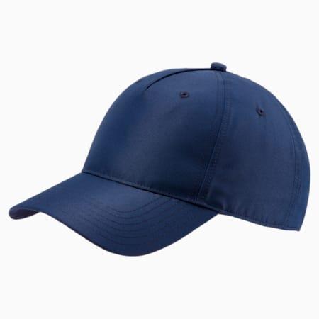 Cresting Men's Golf Adjustable Cap, Peacoat, small-SEA