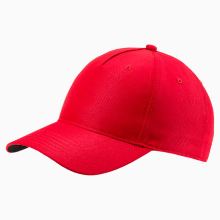 Cresting Men's Golf Adjustable Cap, High Risk Red, small-SEA