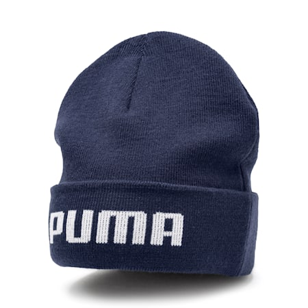 Mid Fit Beanie, Peacoat, small