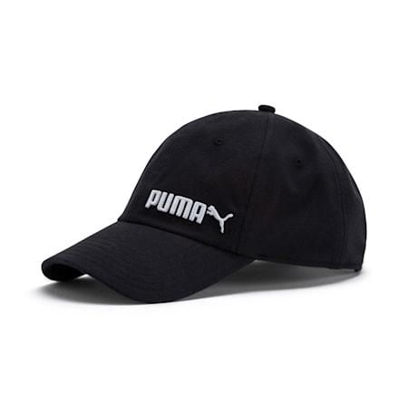 STYLE Fabric Cap, Puma Black, small-SEA