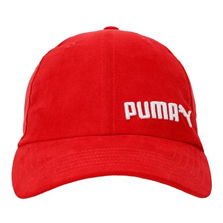 STYLE Fabric Cap, Ribbon Red, small-SEA