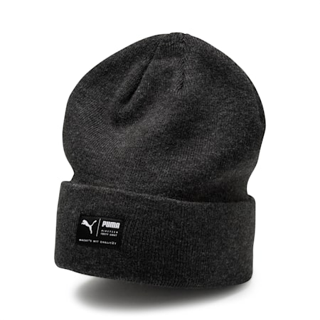 Archive Heather Beanie, Puma Black, small