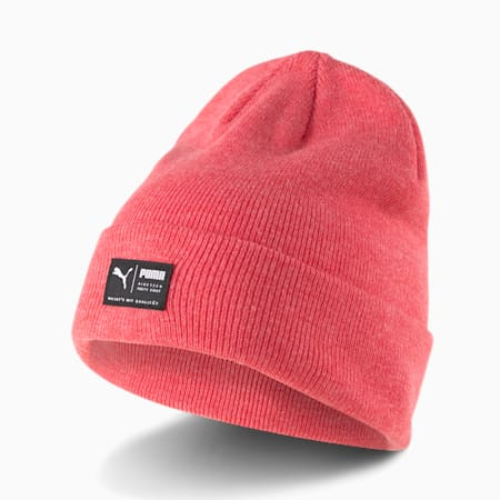 Archive Melierte Beanie, Paradise Pink, small