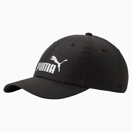 Running Essential Cap, Puma Black-N1 logo, small-IND