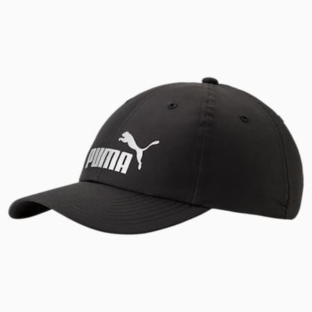 Running Essential Cap, Puma Black-N1 logo, small-SEA