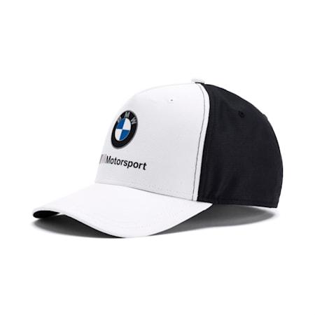 Gorra BMW Motorsport, Puma White, pequeño