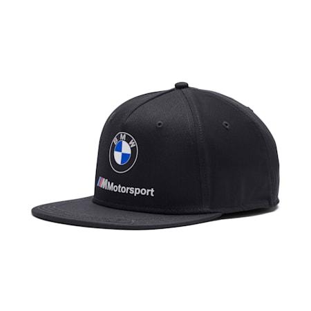 BMW M-SPORT Flatbrim Hat, Anthracite, small