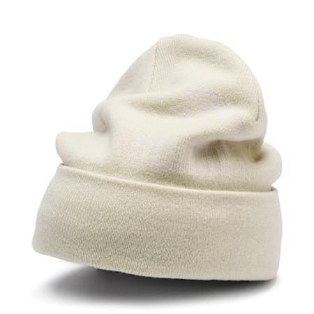 Gorro de lana Archive Logo, Overcast, pequeño