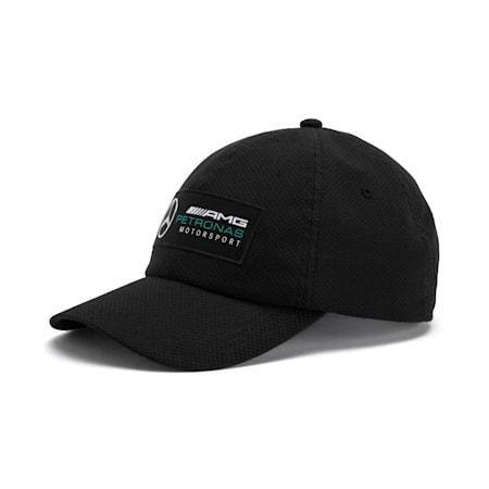 MERCEDES AMG PETRONAS Baseballcap, Puma Black, small