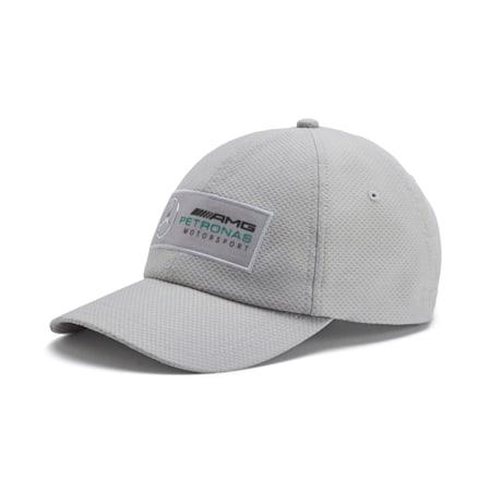 MERCEDES AMG PETRONAS Baseballcap, Silver, small
