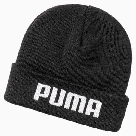 キッズ プーマ ミッドフィット ビーニー JR, Puma Black, small-JPN