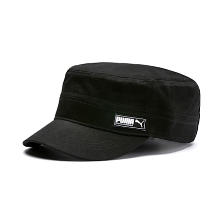 Military Cap, Puma Black, small-IND